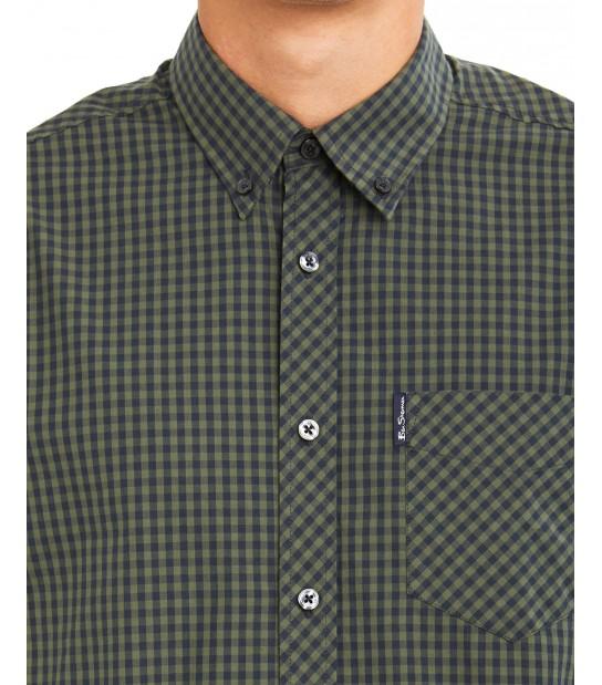 Camisa Ben Sherman cuadros vichy